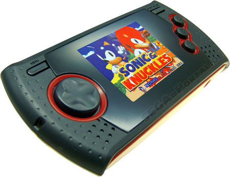 SEGA Mega Drive Portable Handheld